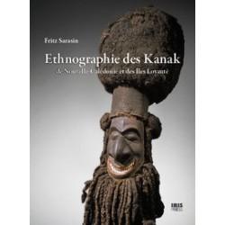 Ethnographie des Kanak de Fritz Sarasin / Sommaire