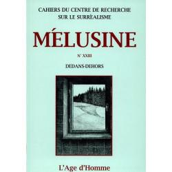 Mélusine 23 : Dedans-Dehors : Table des matières