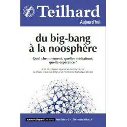 Revue Teilhard Aujourd'hui : Du big-bang à la noosphère : Chapitre 2