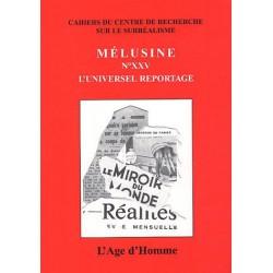 Mélusine 25 : L'universel reportage / Chapitre 7