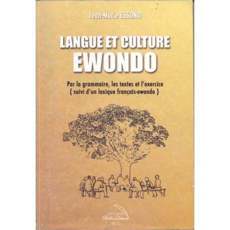Langue et culture ewondo de Jean-Marie ESSONO - Chapitre 10