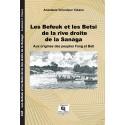Les Befeuk et les Betsi de la rive droite de la Sanaga de Anastasie Yakana : Bibliographie