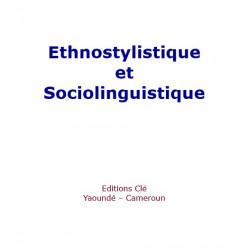 Ethnostylistique et sociolinguistique - revue de communication : chapitre 18