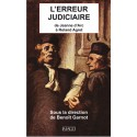 L'Erreur judiciaire sous la direction de Benoît Garnot : Chapitre 3