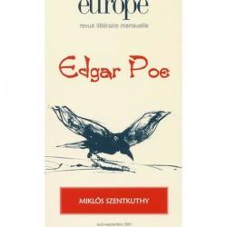 Revue littéraire Europe : Edgar Poe à télécharger sur artelittera.com