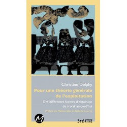 Pour une théorie générale de l'exploitation de Christine Delphy : Chapitre 2
