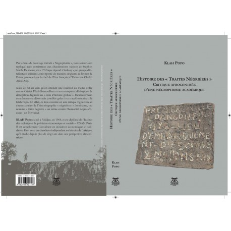 Histoire des traites négrières, de Klah Popo : Sommaire