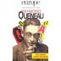 Revue littéraire Europe numéro 888 / avril 2003 : Raymond Queneau : Chapitre 1