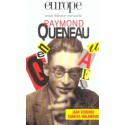 Revue littéraire Europe numéro 888 / avril 2003 : Raymond Queneau : Chapitre 8