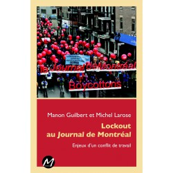 Lockout au Journal de Montréal : Introduction