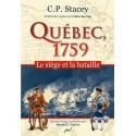 Québec, 1759. Le siège et la bataille de C.P. Stacey : Chapitre 1