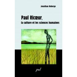 Paul Ricoeur, la culture et les sciences humaines : Table des matières