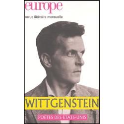 Revue Europe : Wittgenstein : Sommaire