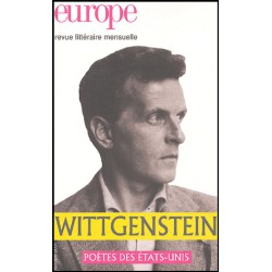 Revue Europe : Wittgenstein : Chapitre 19