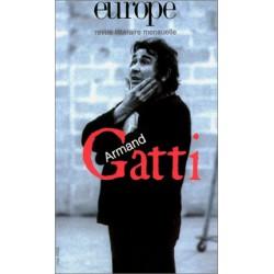 Revue Europe : Armand Gatti : Sommaire