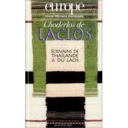 Revue Europe : Choderlos de Laclos : Chapitre 1