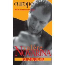 Valère Novarina : Sommaire