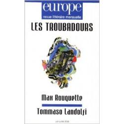 Les troubadours : Sommaire