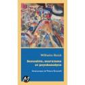 Sexualité, marxisme et psychanalyse, de Wilhelm Reich : Sommaire