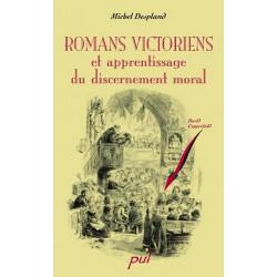 Romans victoriens et apprentissage du discernement moral : Sommaire
