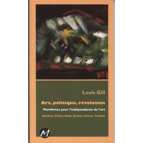 Art, politique, révolution de Louis Gill : Sommaire