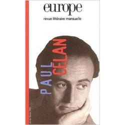 Paul Celan (1920-1970) : Sommaire