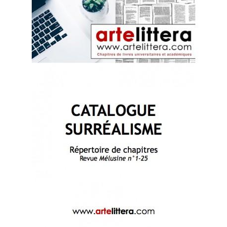 Catalogue Surréalisme