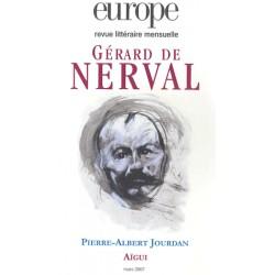 Gérard de Nerval : Table des matières