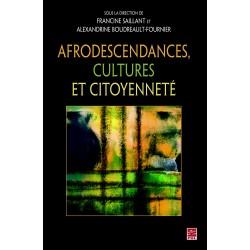 Afrodescendances, cultures et citoyenneté : Sommaire