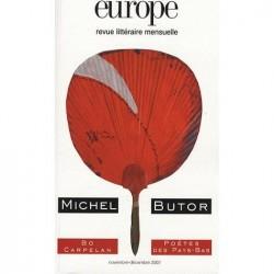 Michel Butor : Chapitre 3