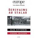 Revue littéraire Europe : Les écrivains du Stalag : Chapitre 2
