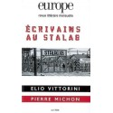 Revue littéraire Europe : Les écrivains du Stalag : Chapitre 9