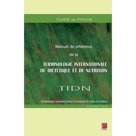 Artelittera_Terminologie internationale de Diététique et de Nutrition (TIDN)