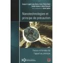 Nanotechnologies et principe de précaution. Forces et limites de l'appel au principe : Introduction