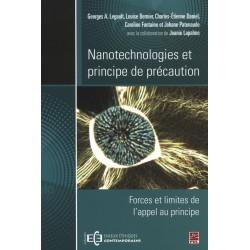 Nanotechnologies et principe de précaution. Forces et limites de l'appel au principe : Sommaire