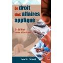 Le droit des affaires appliqué de Martin Pinault: Sommaire