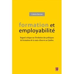 Formation et employabilité. Regard critique sur l'évolution des politiques de formation de la main-d'oeuvre au Québec : Sommaire