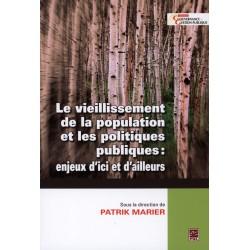 Le vieillissement de la population et les politiques publiques : Sommaire