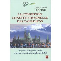 La condition constitutionnelle des Canadiens : Chapitre 1
