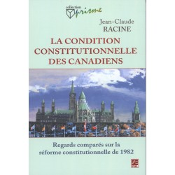 La condition constitutionnelle des Canadiens : Bibliographie