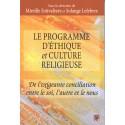 Le programme d'éthique et culture religieuse : Chapitre 4