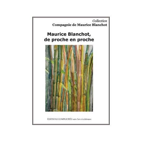 Maurice Blanchot et Pierre Klossowski