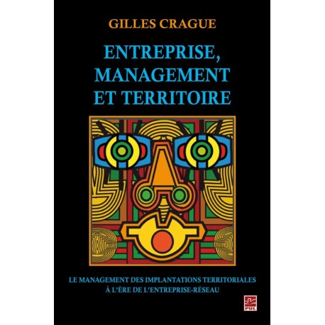 Entreprise, management et territoire, de Gilles Crague sur artelittera.com