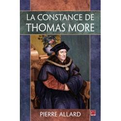 La constance de Thomas More, de Pierre Allard sur artelittera.com