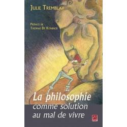 La philosophie comme solution au mal de vivre, de Julie Tremblay : Chapitre 1