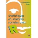 Statistiques en sciences humaines avec R. 2e édition, de Jean-Herman Guay : Sommaire