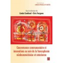 Gouvernance communautaire et innovations au sein de la francophonie néobrunswickoise et ontarienne : Chapitre 4