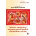 Gouvernance communautaire et innovations au sein de la francophonie néobrunswickoise et ontarienne : Chapitre 8