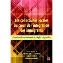 Les collectivités locales au coeur de l'intégration des immigrants, L. Guilbert, E. Bernier et M. Laaroussi Vatz : Chapitre 2