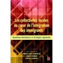 Les collectivités locales au coeur de l'intégration des immigrants, L. Guilbert, E. Bernier et M. Laaroussi Vatz : Chapitre 7